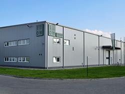 IOW SERVICE Sp. z o.o. - Логистический центр в Kochlice