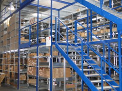 IOW SERVICE Sp. z o.o. - Spare parts warehouse in Kochlice